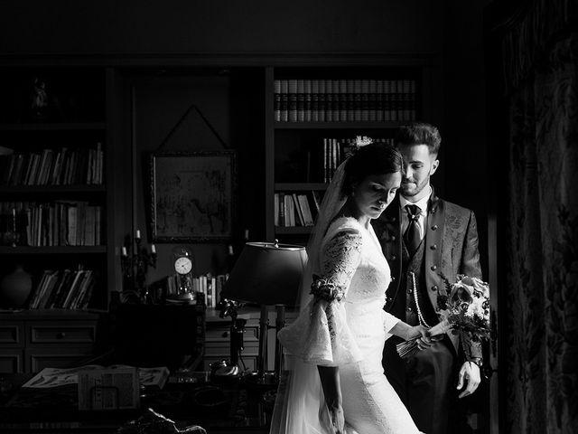 La boda de José y Alejandra en Alfajarin, Zaragoza 50