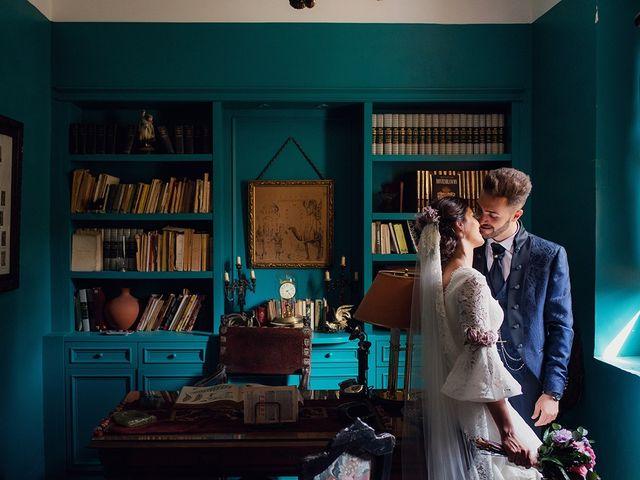 La boda de José y Alejandra en Alfajarin, Zaragoza 51