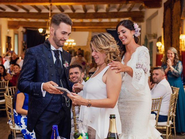 La boda de José y Alejandra en Alfajarin, Zaragoza 60