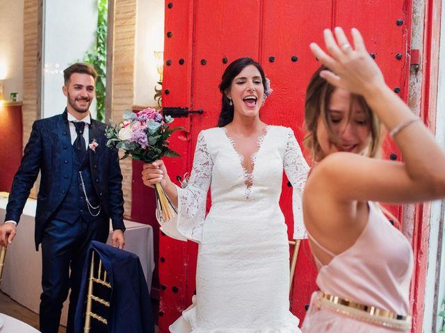 La boda de José y Alejandra en Alfajarin, Zaragoza 61