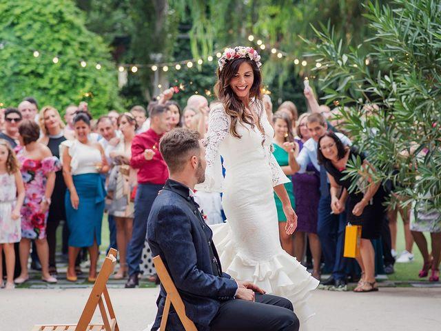 La boda de José y Alejandra en Alfajarin, Zaragoza 62