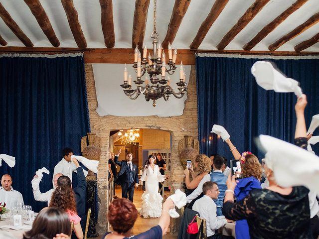 La boda de José y Alejandra en Alfajarin, Zaragoza 63