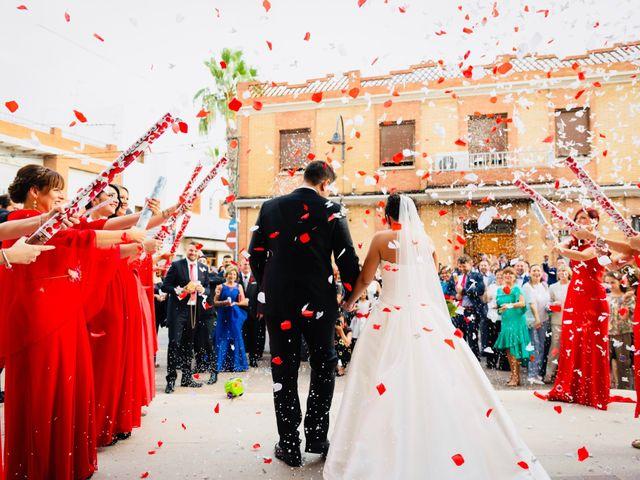 La boda de Roberto y Amparo en Museros, Valencia 3
