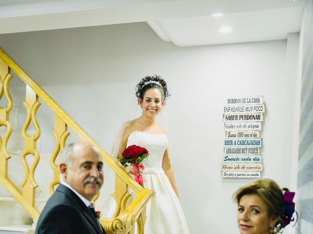 La boda de Roberto y Amparo en Museros, Valencia 9