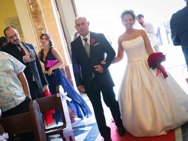 La boda de Roberto y Amparo en Museros, Valencia 15