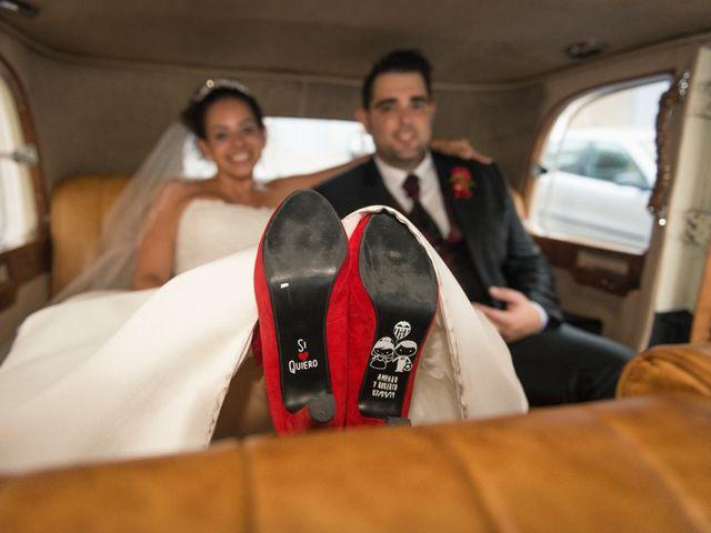 La boda de Roberto y Amparo en Museros, Valencia 17