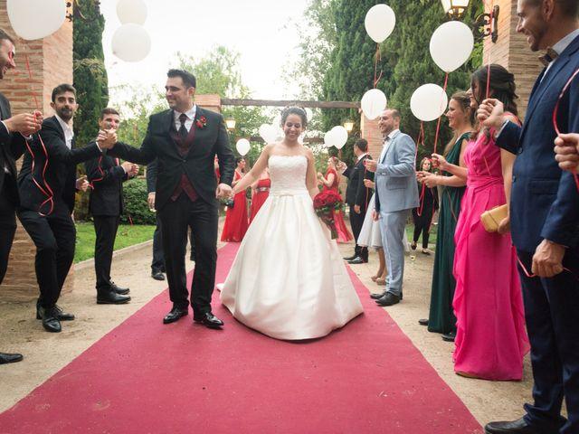 La boda de Roberto y Amparo en Museros, Valencia 19
