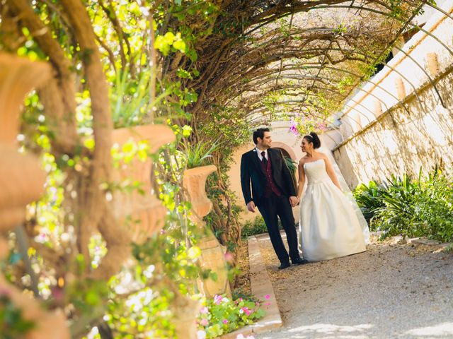 La boda de Roberto y Amparo en Museros, Valencia 29