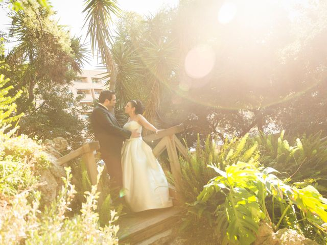 La boda de Roberto y Amparo en Museros, Valencia 30