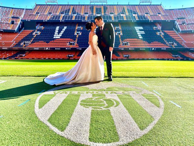 La boda de Roberto y Amparo en Museros, Valencia 33