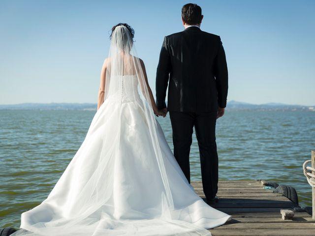 La boda de Roberto y Amparo en Museros, Valencia 34