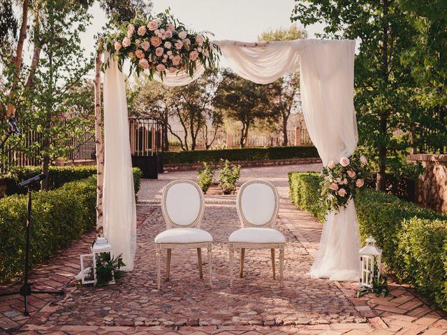 La boda de David y Prado en Ciudad Real, Ciudad Real 61