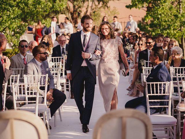 La boda de David y Prado en Ciudad Real, Ciudad Real 65