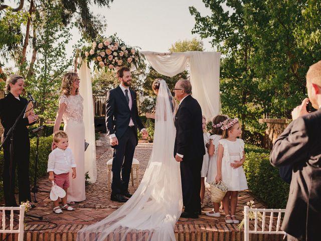 La boda de David y Prado en Ciudad Real, Ciudad Real 74