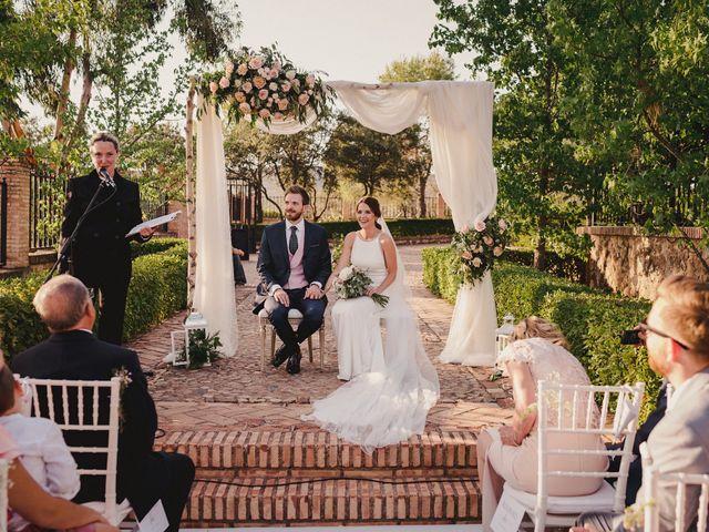 La boda de David y Prado en Ciudad Real, Ciudad Real 75