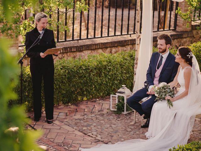 La boda de David y Prado en Ciudad Real, Ciudad Real 77
