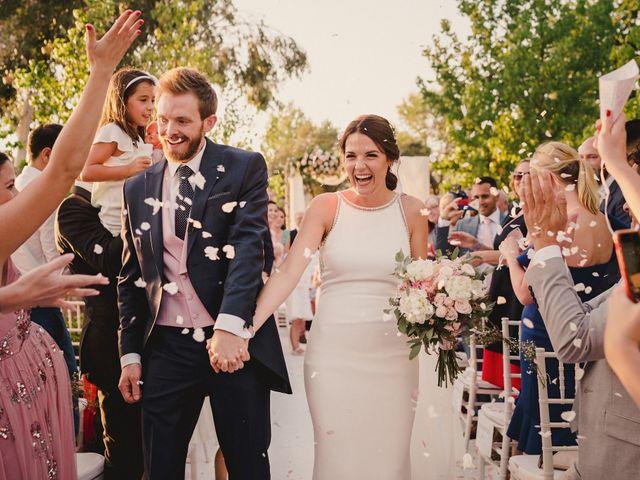 La boda de David y Prado en Ciudad Real, Ciudad Real 100