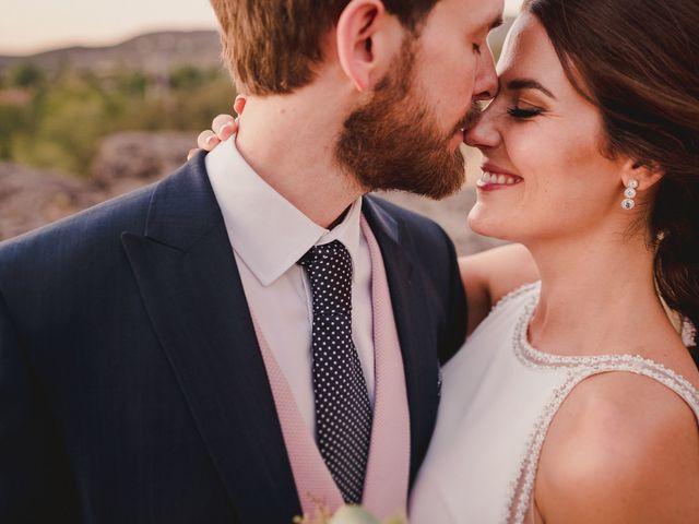 La boda de David y Prado en Ciudad Real, Ciudad Real 127