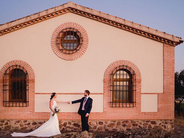 La boda de David y Prado en Ciudad Real, Ciudad Real 133