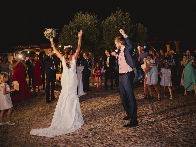 La boda de David y Prado en Ciudad Real, Ciudad Real 137