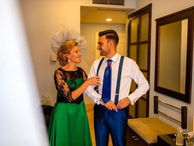 La boda de Enrique y Rosana en Villanubla, Valladolid 19