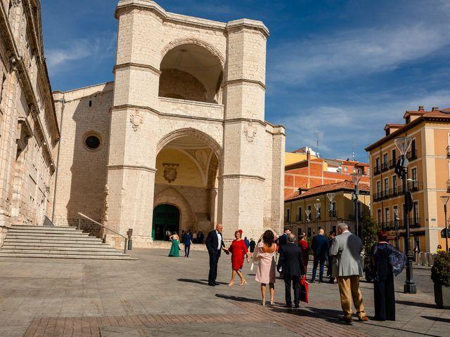 La boda de Enrique y Rosana en Villanubla, Valladolid 22