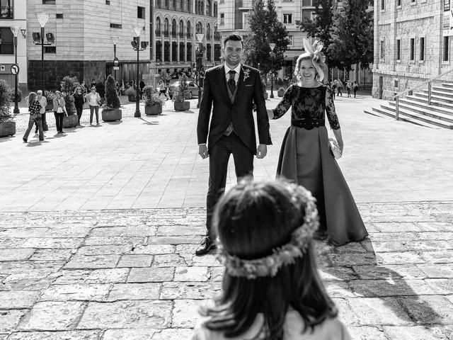 La boda de Enrique y Rosana en Villanubla, Valladolid 25