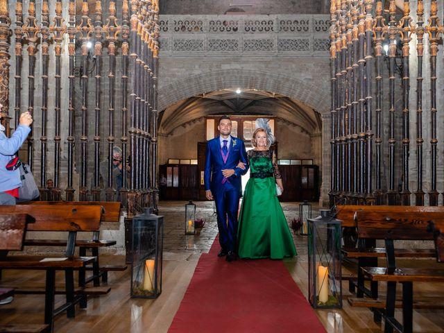 La boda de Enrique y Rosana en Villanubla, Valladolid 27