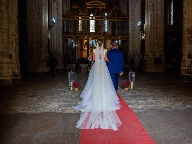 La boda de Enrique y Rosana en Villanubla, Valladolid 28