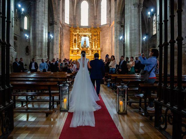 La boda de Enrique y Rosana en Villanubla, Valladolid 30