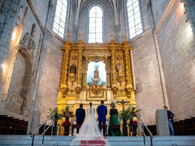 La boda de Enrique y Rosana en Villanubla, Valladolid 31