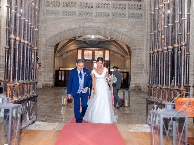 La boda de Enrique y Rosana en Villanubla, Valladolid 32