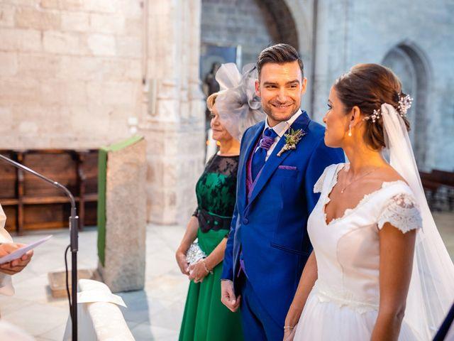 La boda de Enrique y Rosana en Villanubla, Valladolid 36