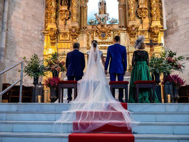 La boda de Enrique y Rosana en Villanubla, Valladolid 39