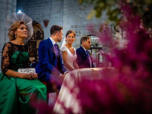 La boda de Enrique y Rosana en Villanubla, Valladolid 40