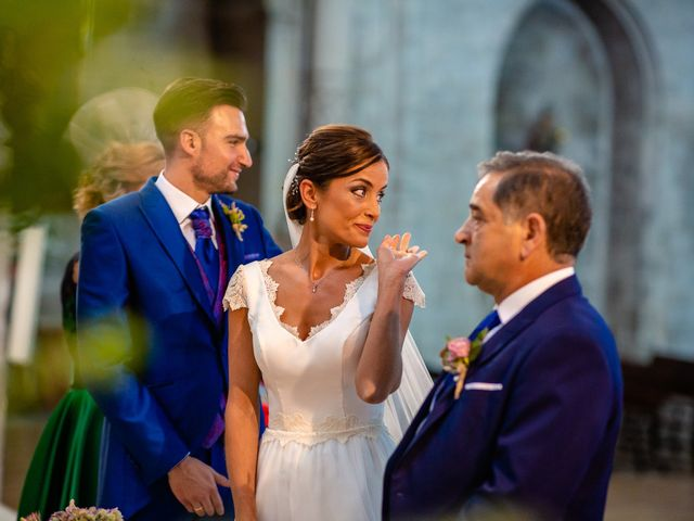 La boda de Enrique y Rosana en Villanubla, Valladolid 41