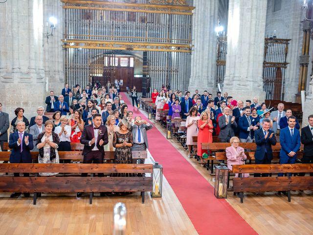La boda de Enrique y Rosana en Villanubla, Valladolid 42