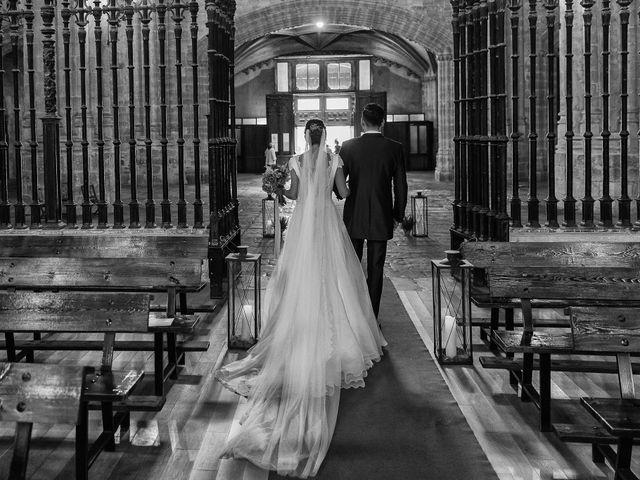 La boda de Enrique y Rosana en Villanubla, Valladolid 43