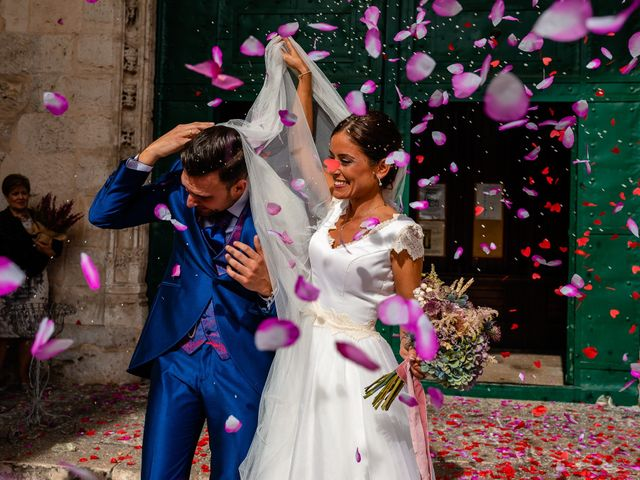 La boda de Enrique y Rosana en Villanubla, Valladolid 48