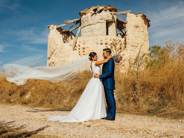 La boda de Enrique y Rosana en Villanubla, Valladolid 52