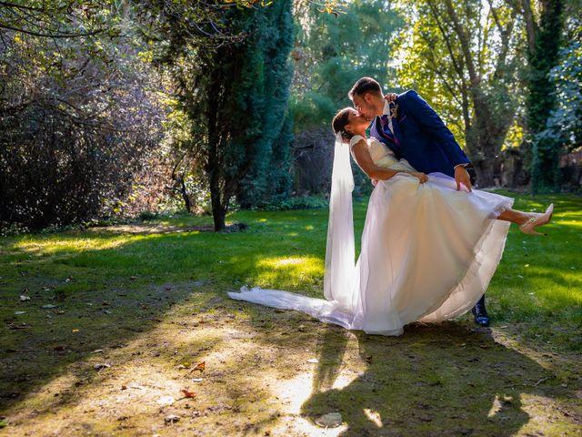 La boda de Enrique y Rosana en Villanubla, Valladolid 57