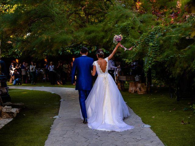 La boda de Enrique y Rosana en Villanubla, Valladolid 61