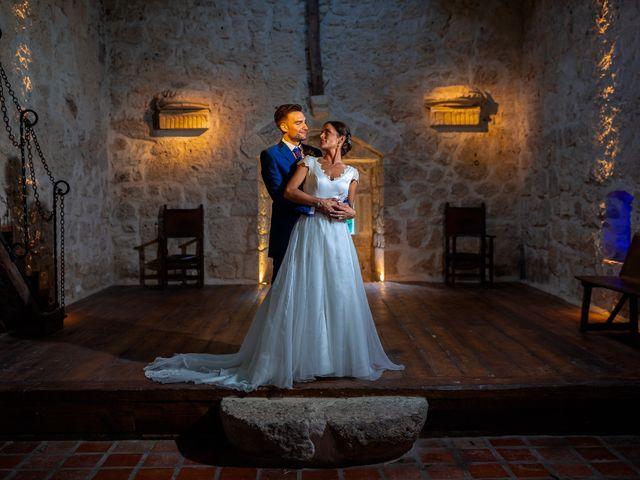 La boda de Enrique y Rosana en Villanubla, Valladolid 64