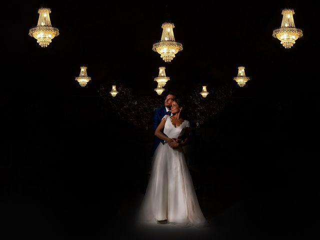 La boda de Rosana y Enrique