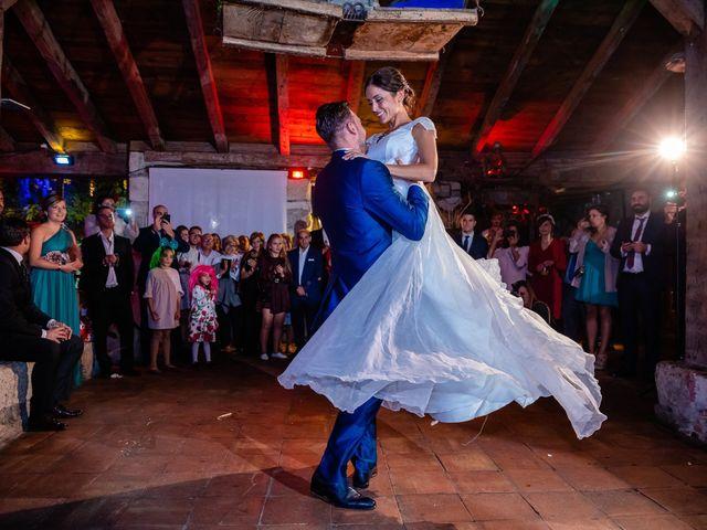 La boda de Enrique y Rosana en Villanubla, Valladolid 78