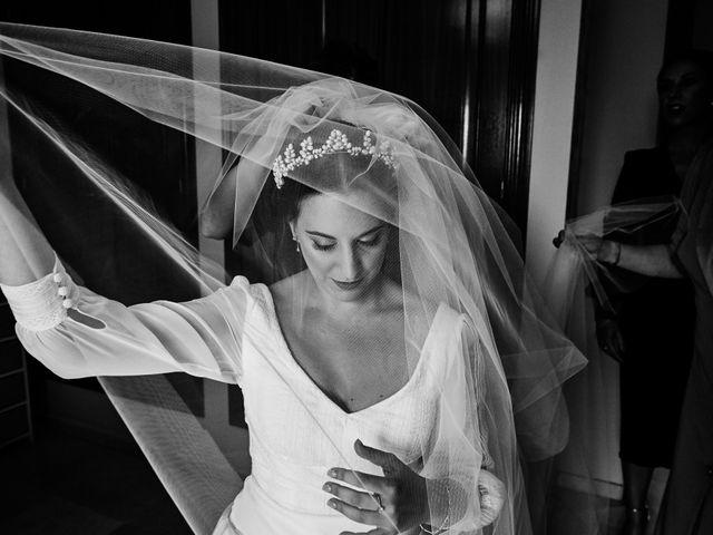 La boda de Andrés y Laura en Zafra, Badajoz 10