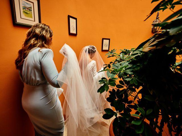 La boda de Andrés y Laura en Zafra, Badajoz 11