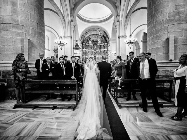 La boda de Andrés y Laura en Zafra, Badajoz 16
