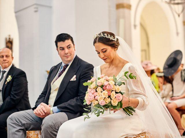 La boda de Andrés y Laura en Zafra, Badajoz 20