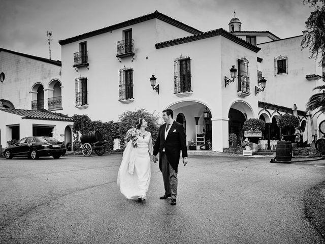 La boda de Andrés y Laura en Zafra, Badajoz 23